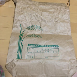 お米10kg用空き袋(米/穀物)