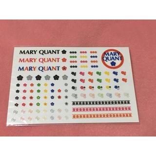 マリークワント(MARY QUANT)のマリークワント シール ネイルシール(ネイル用品)