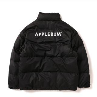アップルバム(APPLEBUM)のAPPLEBUM Logo Innercotton Jacket(ダウンジャケット)