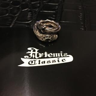 アルテミスクラシック(Artemis Classic)のアルテミスクラシックシルバーリング(リング(指輪))