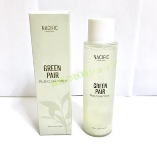ナチュラルパシフィック(NATURAL PACIFIC)のナシフィック グリーンペア クリアプラス  トナー 化粧水(化粧水 / ローション)