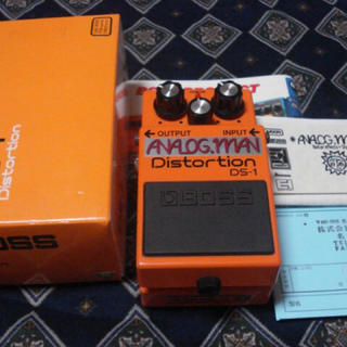 BOSS - Analog.man BOSS DS-1/Pro MOD 送料無料