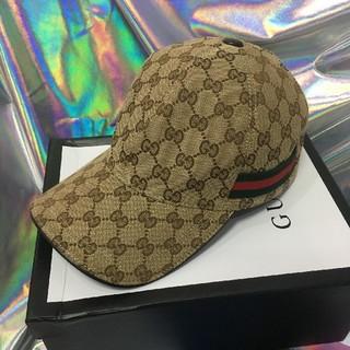 c5c1d732f61e グッチ(Gucci)の値下げGUCCI グッチ キャップ GGキャンバス ウェブライン(キャップ)