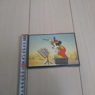 ディズニー(Disney)の【レア品】Disney 壁掛け プレート 壁掛け飾り 限定品 ミッキー(インテリア雑貨)