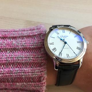 グラスヒュッテオリジナル(Glashutte Original)のグラスヒュッテオリジナル セネタ 確実正規品(腕時計(アナログ))