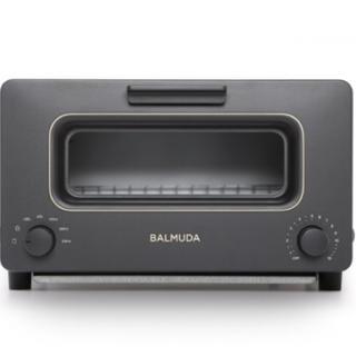 バルミューダ(BALMUDA)のBALMUDA バルミューダ ザ トースター ブラック(調理機器)
