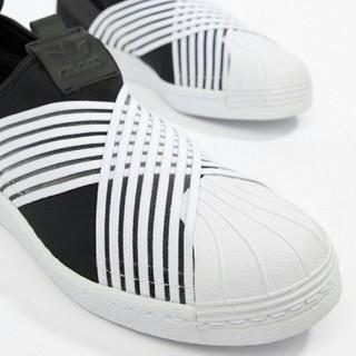 アディダス(adidas)の【新品】adidas Originals Superstar スリッポン23cm(スリッポン/モカシン)
