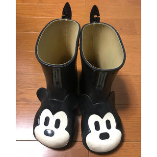 ダイアナ(DIANA)のdiana disney 長靴 kids mickey(長靴/レインシューズ)