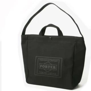 ポーター(PORTER)の【PORTER×アーバンリサーチ】トートバック黒(トートバッグ)