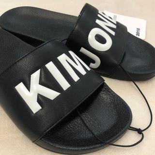 キムジョーンズ(KIM JONES)の【新品・未使用】KIM JONES GU PRODUCTION サンダル(サンダル)