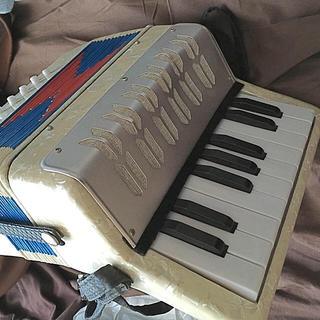 アコーディオン ミニ楽器 鍵盤楽器 インテリア(アコーディオン)