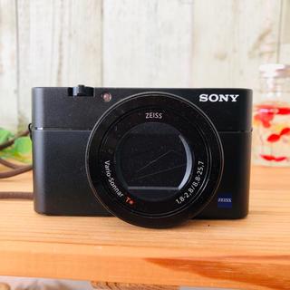 ソニー(SONY)のSONY デジカメ DSC-RX100M5 コンデジ(コンパクトデジタルカメラ)