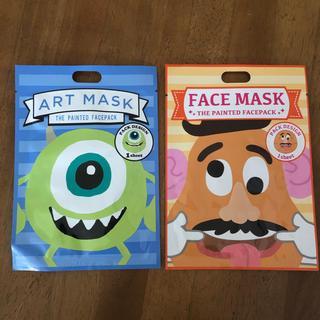 ディズニー(Disney)のフェイスマスクセット(パック / フェイスマスク)