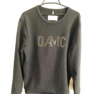 ジルサンダー(Jil Sander)の美品 oamc スウェット シャツ XL コート ジャケット パンツ(シャツ)