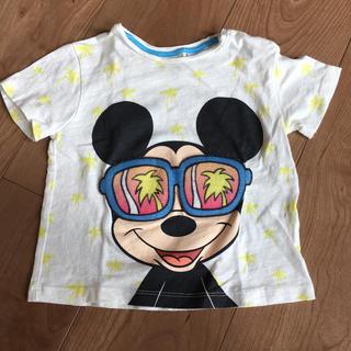 ザラ(ZARA)のZARA ザラ ディズニー ミッキー Tシャツ 80センチ ベビー (Tシャツ)