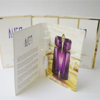 ティエリーミュグレー(Thierry Mugler)のティエリーミュグレー新品エイリアン1.2ml正規非売品スティックスプレー激レア(香水(女性用))