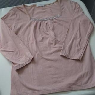 エニィスィス(anySiS)のanysis 七分丈Tシャツ(Tシャツ(長袖/七分))