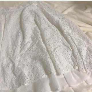 カーネリアン(carnelian)のcarnelian アシメントリースカート(ロングスカート)