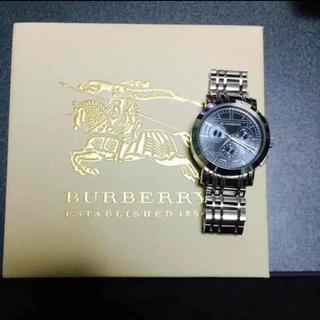 バーバリー(BURBERRY)のBurberry 腕時計 美品 バーバリー ハミルトン(金属ベルト)