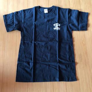 ハイスタンダード(HIGH!STANDARD)のpizza of death Tシャツ 黒(ミュージシャン)