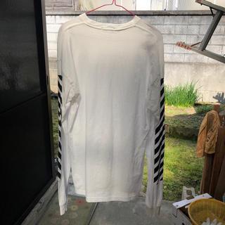 ブラウニー(BROWNY)のBROWNY ブラウニー 男女兼用 Mサイズ ロンtee 正規品(Tシャツ/カットソー(七分/長袖))