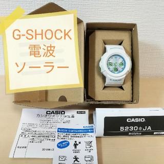 ジーショック(G-SHOCK)のG-SHOCK ジーショック 電波ソーラー 美品 保証書(腕時計(アナログ))