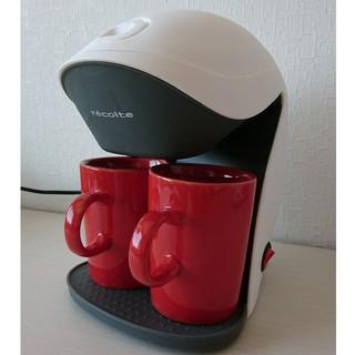 フランフラン(Francfranc)の未使用☆レコルト コーヒーメーカー☆(コーヒーメーカー)