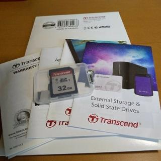 トランセンド(Transcend)のSDカード(PC周辺機器)