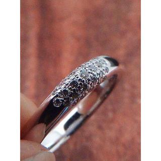 ティファニー(Tiffany & Co.)のTIFFANY!可愛い!750ダイヤリング 15号(リング(指輪))