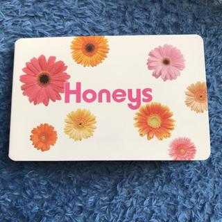 ハニーズ(HONEYS)のハニーズ Honeys ★ ポイントカード(ショッピング)