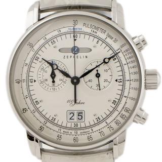 ツェッペリン(ZEPPELIN)の☆未使用品 ZEPPELIN ツェッペリン 7690M-1 100周年記念モデル(腕時計(アナログ))