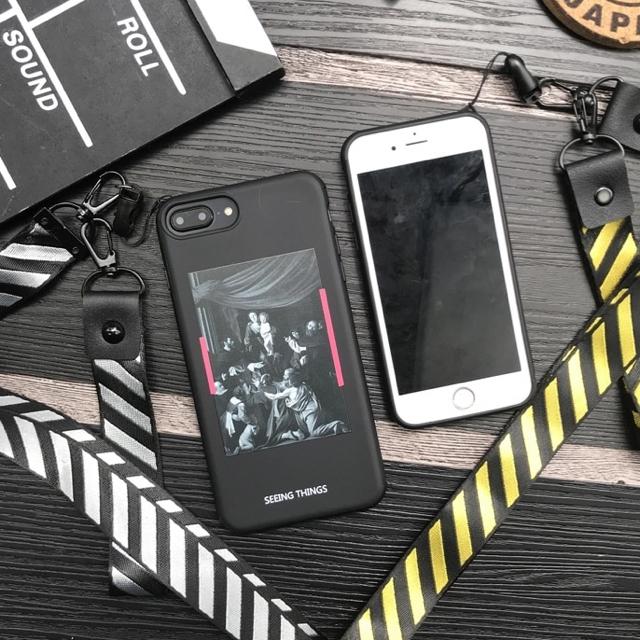 OFF-WHITE - ストリートiPhone7、iPhone8ケースの通販 by ポケモンshop|オフホワイトならラクマ