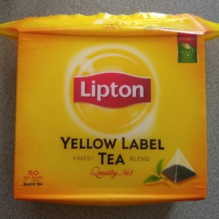 リプトンイエローラベルティーバッグ 50(茶)
