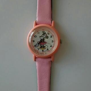 ディズニー(Disney)のディズニー ミニーの腕時計(腕時計)