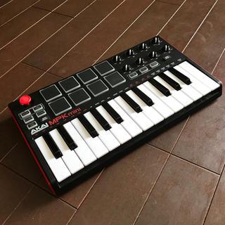AKAI プロフェッショナル MPK mini 送料無料(MIDIコントローラー)