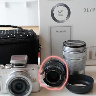 オリンパス(OLYMPUS)のノンノン様 専用出品(レンズ(単焦点))