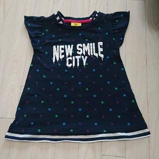 シマムラ(しまむら)の女の子130cmTシャツ(その他)