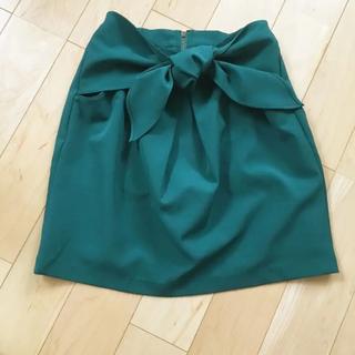 ローリーズファーム(LOWRYS FARM)の台形スカート ミニスカート スカート(ミニスカート)