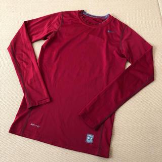 ナイキ(NIKE)の値下げ!ナイキプロ アンダーシャツ キッズ160(ウェア)