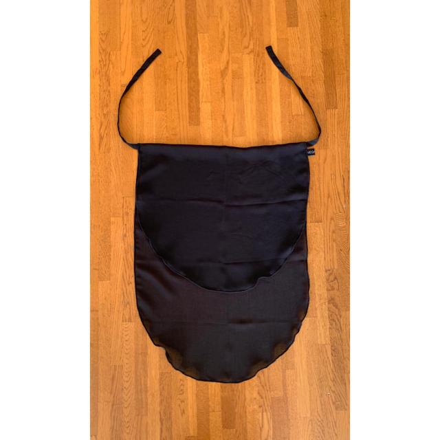 高品質 half niqab ハーフニカーブ 2レイヤー レディースのレディース その他(その他)の商品写真