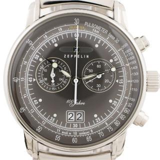 ツェッペリン(ZEPPELIN)の☆未使用品 ZEPPELIN ツェッペリン 7690M-2 100周年記念モデル(腕時計(アナログ))