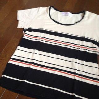 ミチコロンドン(MICHIKO LONDON)のカットソー(カットソー(半袖/袖なし))