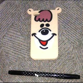クマタン(KUMATAN)の新品♪クマタン iPhone4 4s対応 カバー(モバイルケース/カバー)