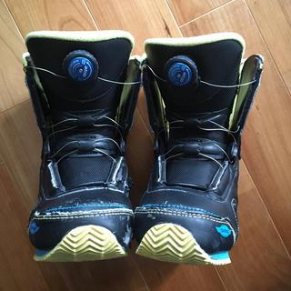 シムス(SIMS)のスノーボード ブーツ キッズ 20-21センチ(ブーツ)