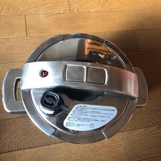 マイヤー(MEYER)のマイヤー 超高圧力鍋 「ハイプレッシャークッカー 4.0L」(鍋/フライパン)