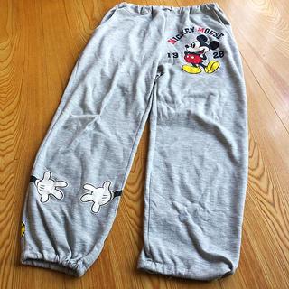ディズニー(Disney)のミッキーマウス スウェットパンツ(スウェット)
