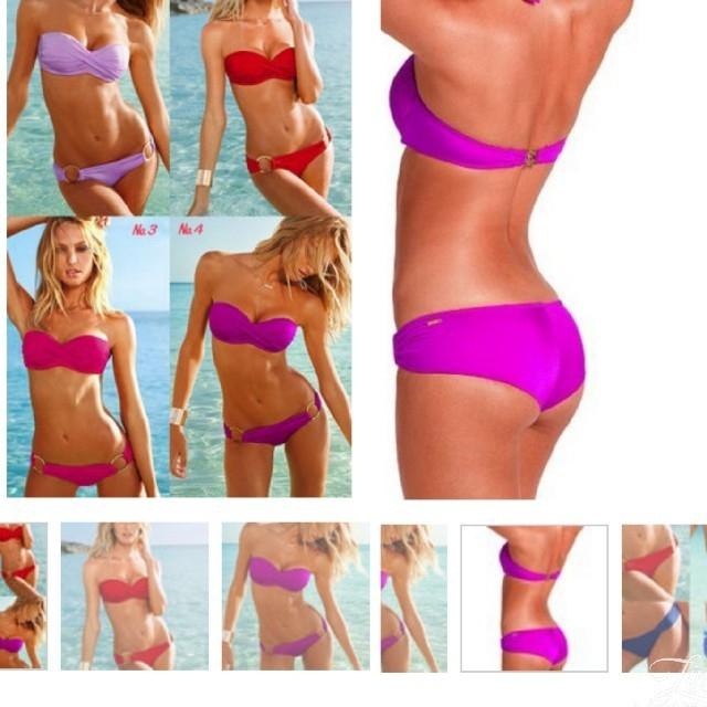 Victoria's Secret(ヴィクトリアズシークレット)のVSビキニ👙👙今夜値下げ💴✨👛 メンズの水着/浴衣(水着)の商品写真