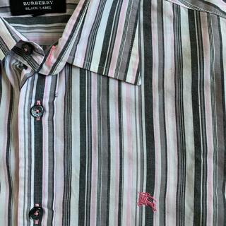 バーバリーブラックレーベル(BURBERRY BLACK LABEL)のバーバリーブラックレーベル シャツ(シャツ)