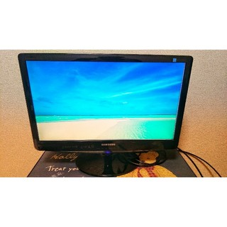 サムスン(SAMSUNG)の21.5型フルHDディスプレイ B2230H(ディスプレイ)