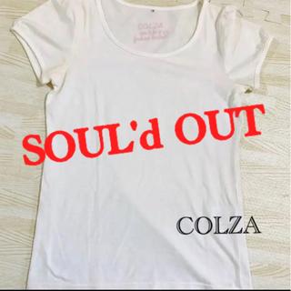 コルザ(COLZA)のCOLZA Tシャツ(Tシャツ(半袖/袖なし))